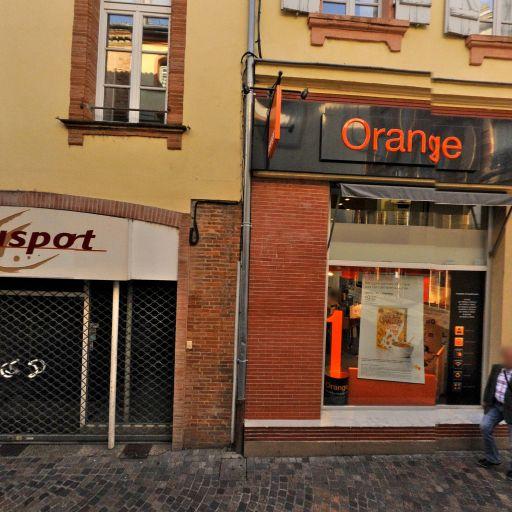Centre Client Orange Autonomie Handicap Et Sénior - Vente de téléphonie - Montauban