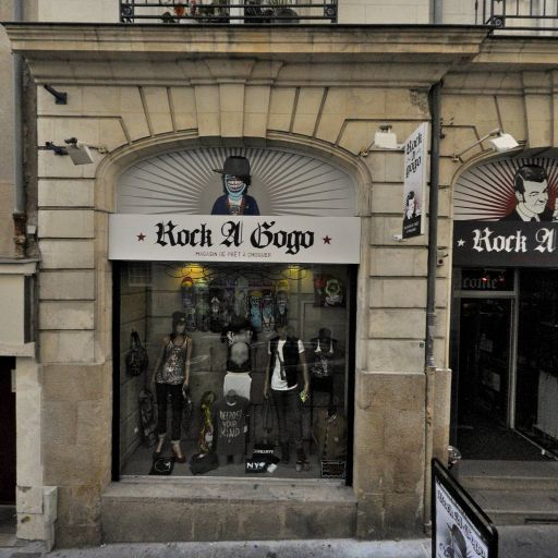Rock a Gogo Dtc - Vêtements homme - Nantes