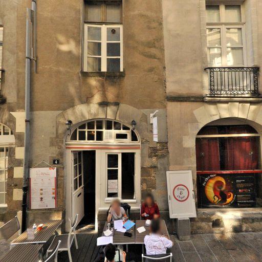 Mary's Tea Room - Salon de thé - Nantes