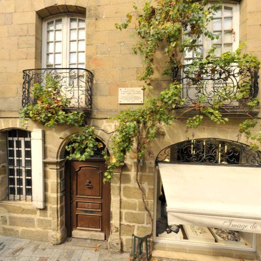Maison Lalande - Attraction touristique - Brive-la-Gaillarde