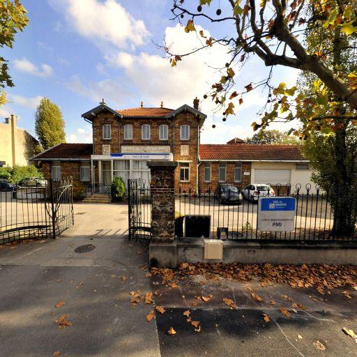 Pmi - Centre médico-social - Saint-Maur-des-Fossés