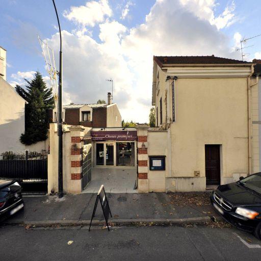 Choses Promises - Restaurant - Saint-Maur-des-Fossés