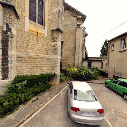 Église - Église - Bourg-en-Bresse