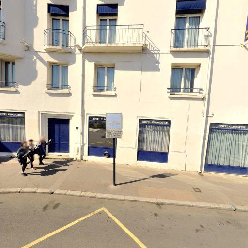 ibis Styles Nantes Centre Gare - Hôtel - Nantes