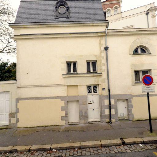 Hôtel Philippe - Attraction touristique - Nantes