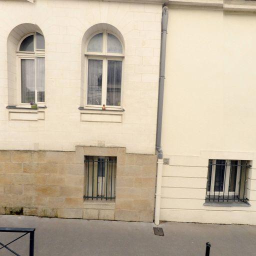 Hôtel particulier - Attraction touristique - Nantes