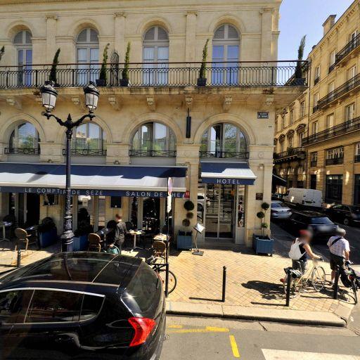 Hôtel de Sèze & Spa Bordeaux Centre - Hammam - Bordeaux