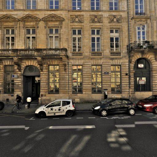 Hôtel Piganeau - Attraction touristique - Bordeaux