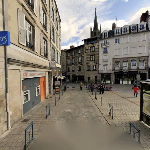 La Mie Caline Calilofte SARL - Lieu - Limoges