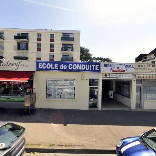 Centre Laser anti-tabac MFC - Ostéopathe - Tours