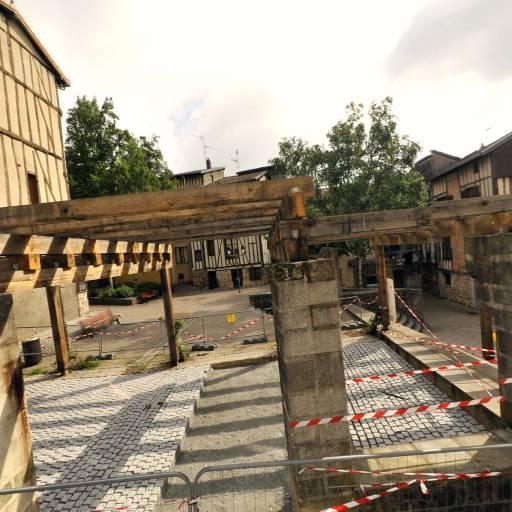 Place de la Barreyrrette - Attraction touristique - Limoges