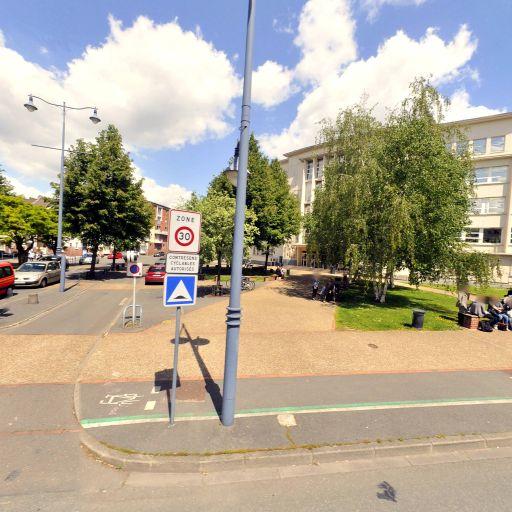 Parking Arras - Parking public - Arras