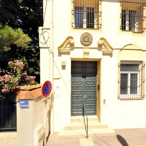 Consulat Général D'Espagne - Ambassade et consulat - Perpignan
