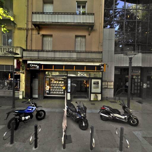 CENTURY 21 Centrale Immobilier - Agence immobilière - Perpignan