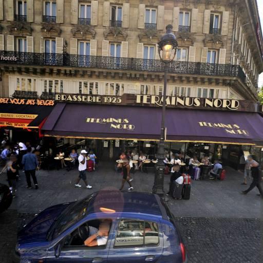 25hours Terminus Nord - Hôtel - Paris