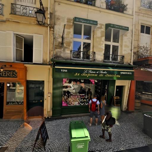 Le Repaire De Bacchus - Caviste - Paris