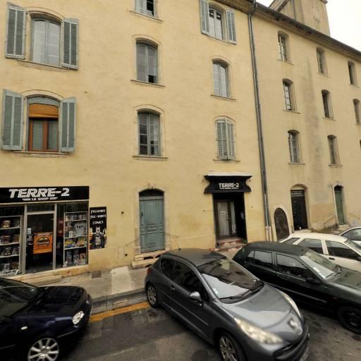 Terre 2 - Librairie - Nîmes