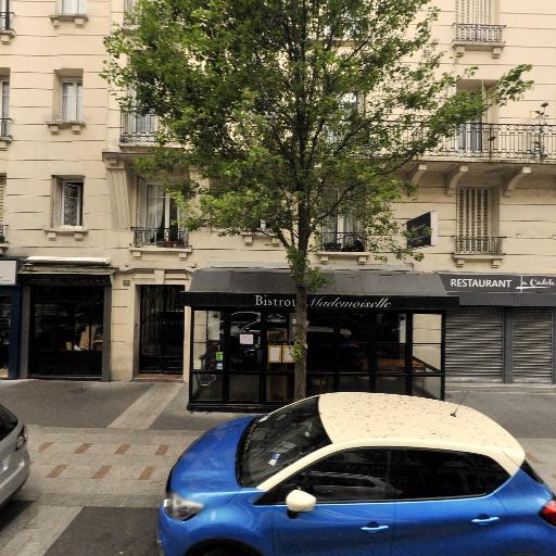 Tendon Lydia - Club de sport - Vincennes