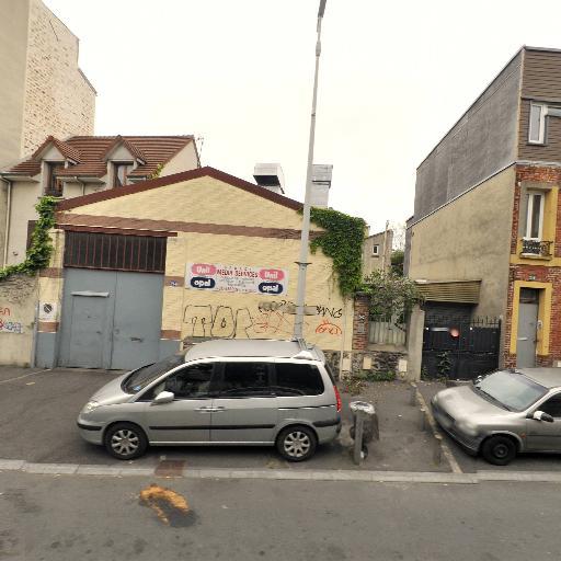 Média Service - Garage automobile - Bagnolet