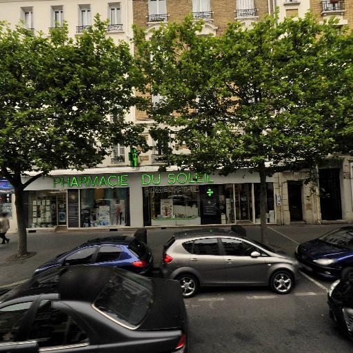 Pharmacie Du Soleil - Pharmacie - Vincennes