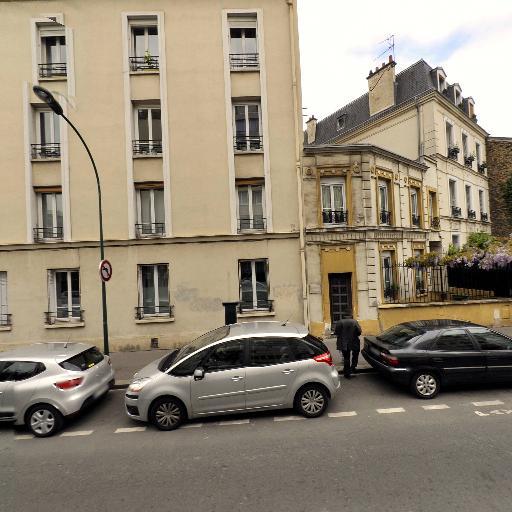 Boisset Geneviève - Interprète - Vincennes