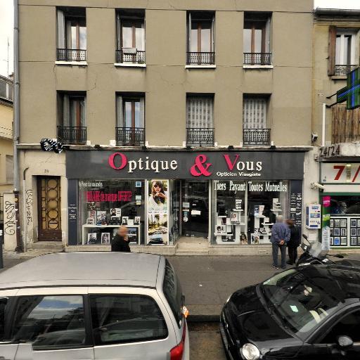 Optique & Vous - Opticien - Montreuil