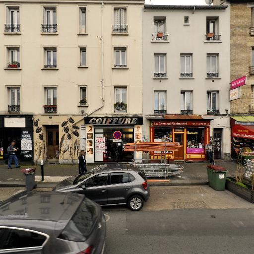 AGP Croix De Chavaux - Agence immobilière - Montreuil