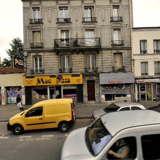 Larina Cibo 766 - Restaurant - Montreuil