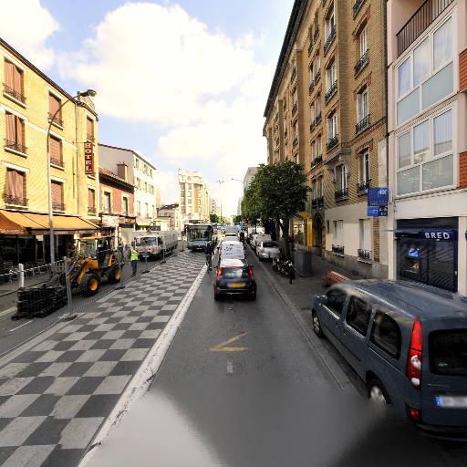 Doucoure Sadio - Coursiers - Montreuil