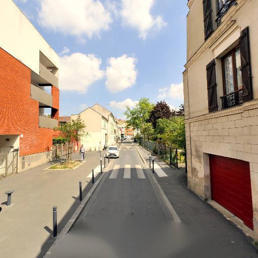 Scaglia Marie-Christine - Formation continue - Montreuil
