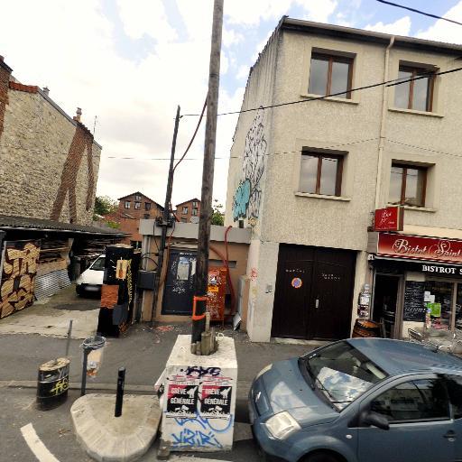Bistrot Saint Pierre BISTROT DU BAS - Café bar - Montreuil