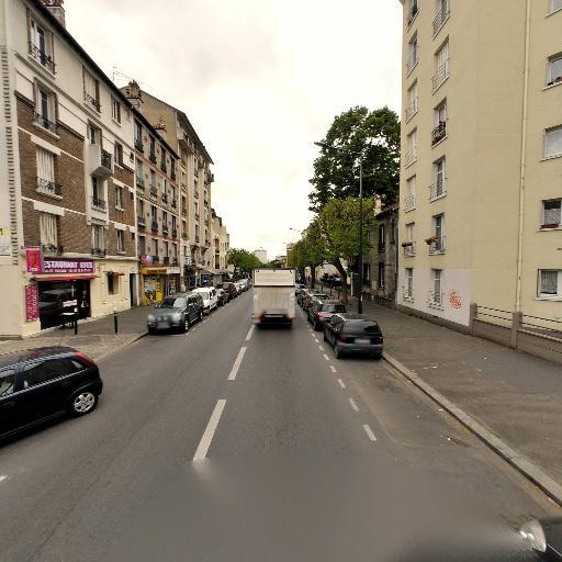Compagnie Oxymore - Cours de danse - Montreuil