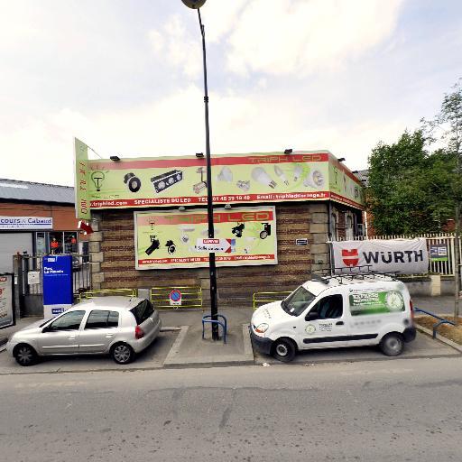 Würth Proxishop Aubervilliers - Supermarché, hypermarché - Aubervilliers