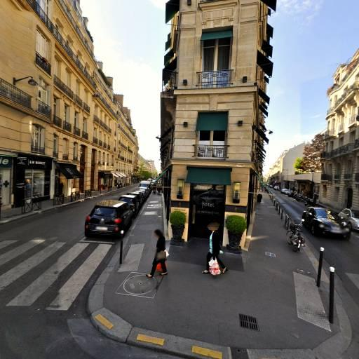 Le Metropolitan a Tribute Portfolio Hotel - Restaurant - Paris