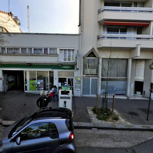EG Retail France - Station-service - Paris