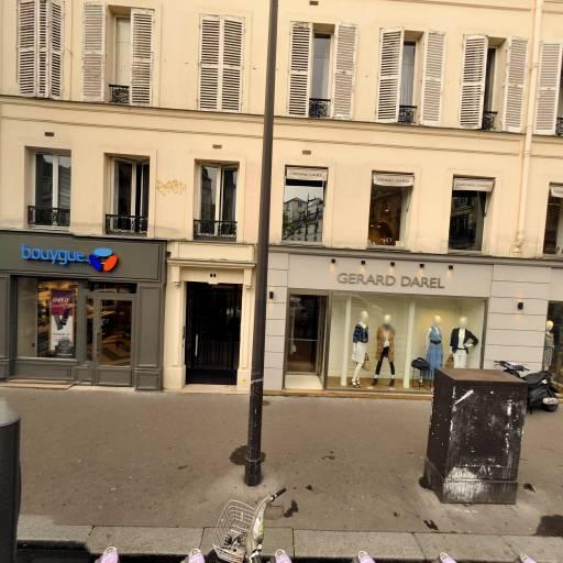 Station Vélib' Place de Passy - Vélos en libre-service - Paris