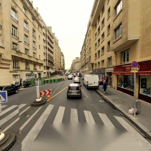 Etablissement Nicolas - Caviste - Paris