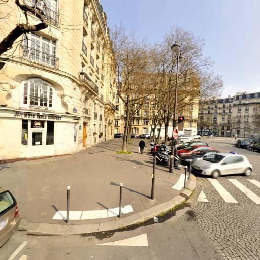 Auto-École Denfert - Auto-école - Paris