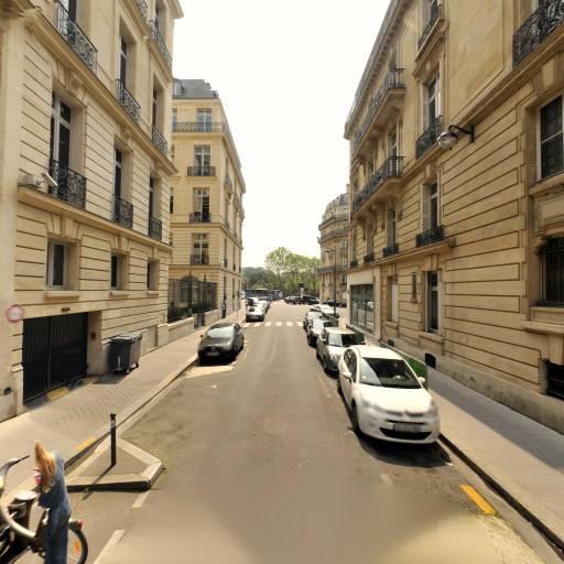 Station Vélib' Parc Monceau - Vélos en libre-service - Paris