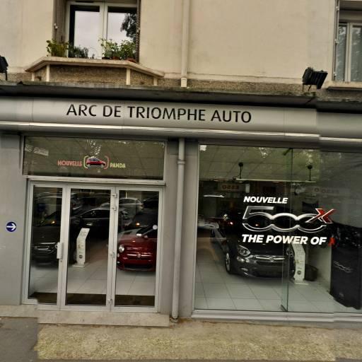 Fiat - Concessionnaire automobile - Paris