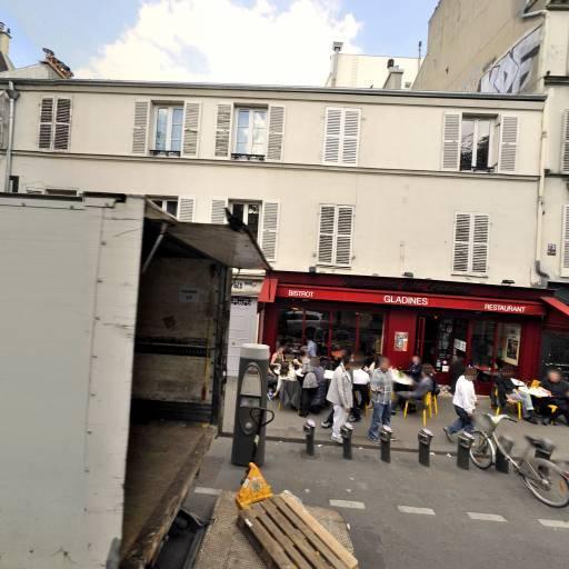 Station Vélib' Batignolles - Beudant - Vélos en libre-service - Paris