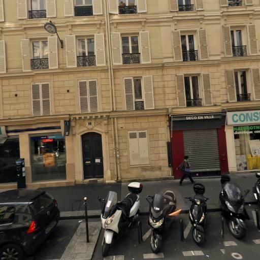 Villiers - Parking public - Paris