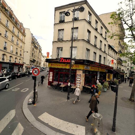 Larcher Thierry - Conseil en organisation et gestion - Paris