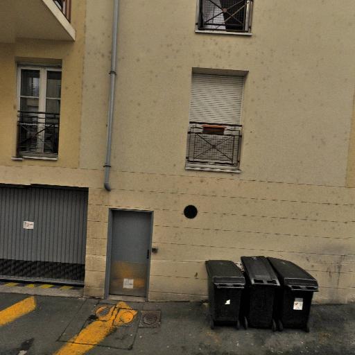 Parking Porte de Paris - Parking public - Melun