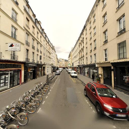 Station Vélib' Charonne - Faubourg Saint-Antoine - Vélos en libre-service - Paris