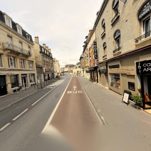 Hotel Gambetta - Café bar - Reims