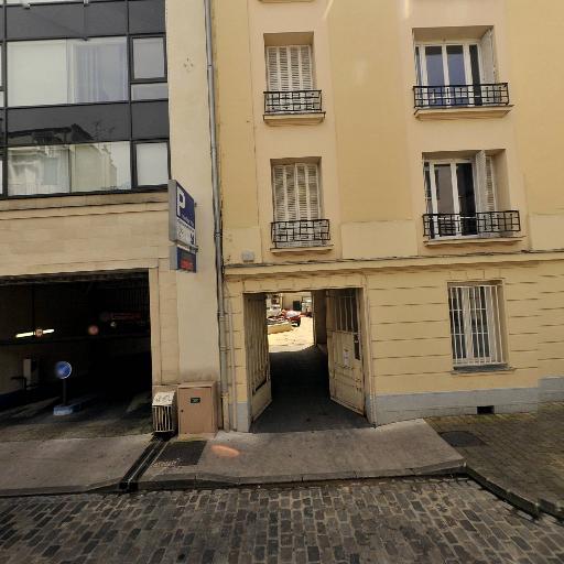 Champagne Parc Auto - Parking public - Reims