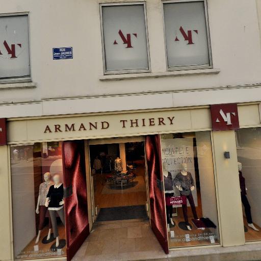 Armand Thiery - Conseil en formation et gestion de personnel - Brest