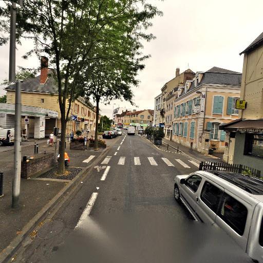 Parking Q-Park Grand Faubourg - Parking public - Chartres