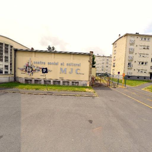 Maison de Quartier Maison Blanche - Infrastructure sports et loisirs - Reims